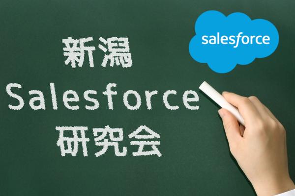 新潟Salesforce研究会